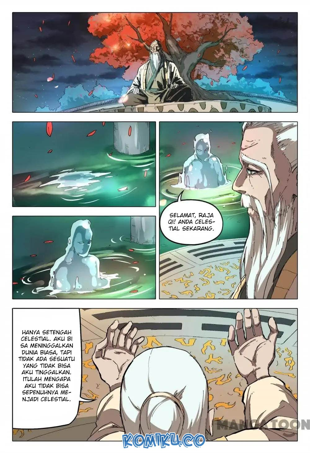 Deity's Path through Ten Thousand Worlds: Chapter 169 - Page 6