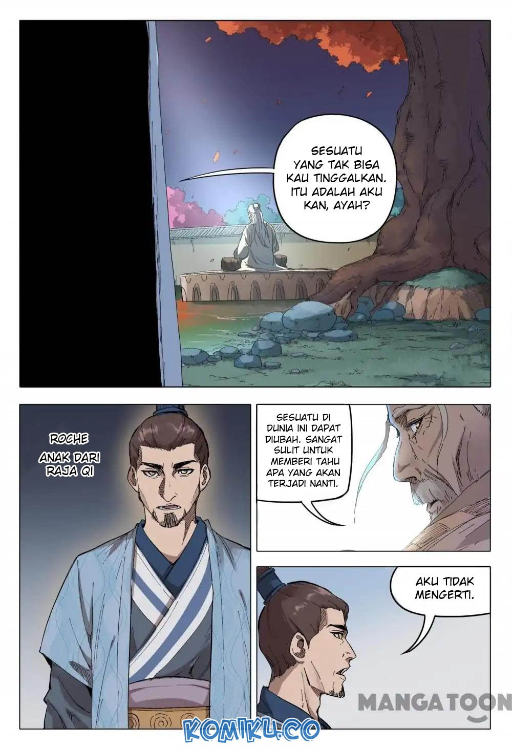 Deity's Path through Ten Thousand Worlds: Chapter 169 - Page 8