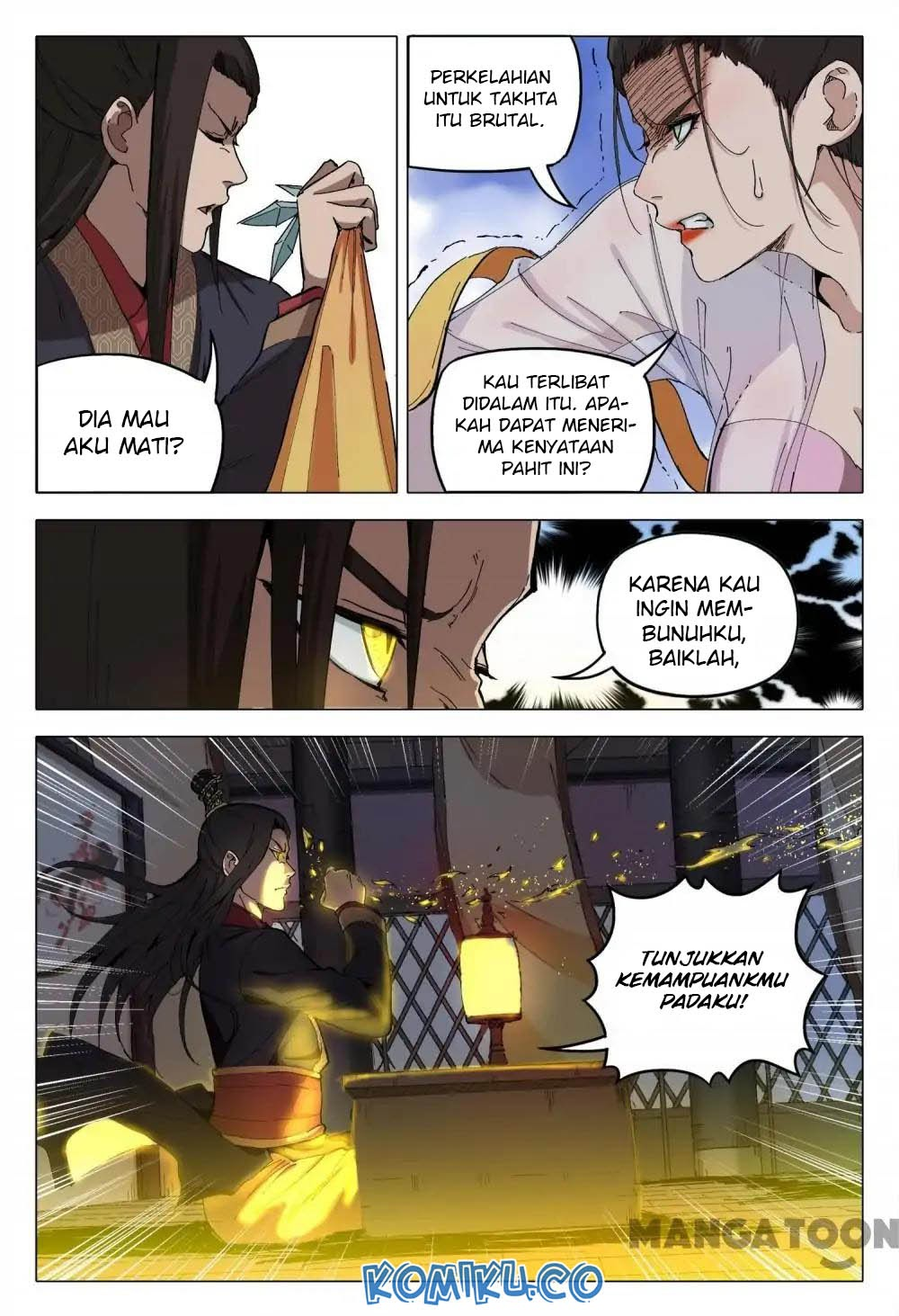 Deity's Path through Ten Thousand Worlds: Chapter 169 - Page 14