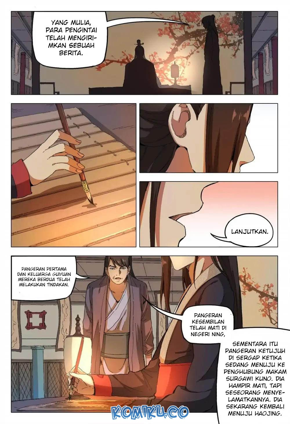 Deity's Path through Ten Thousand Worlds: Chapter 169 - Page 10