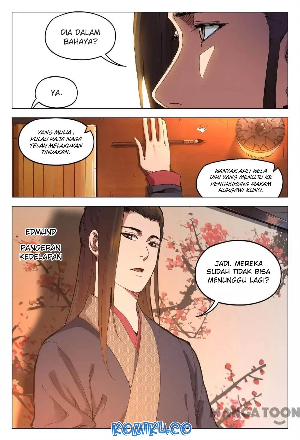 Deity's Path through Ten Thousand Worlds: Chapter 169 - Page 11