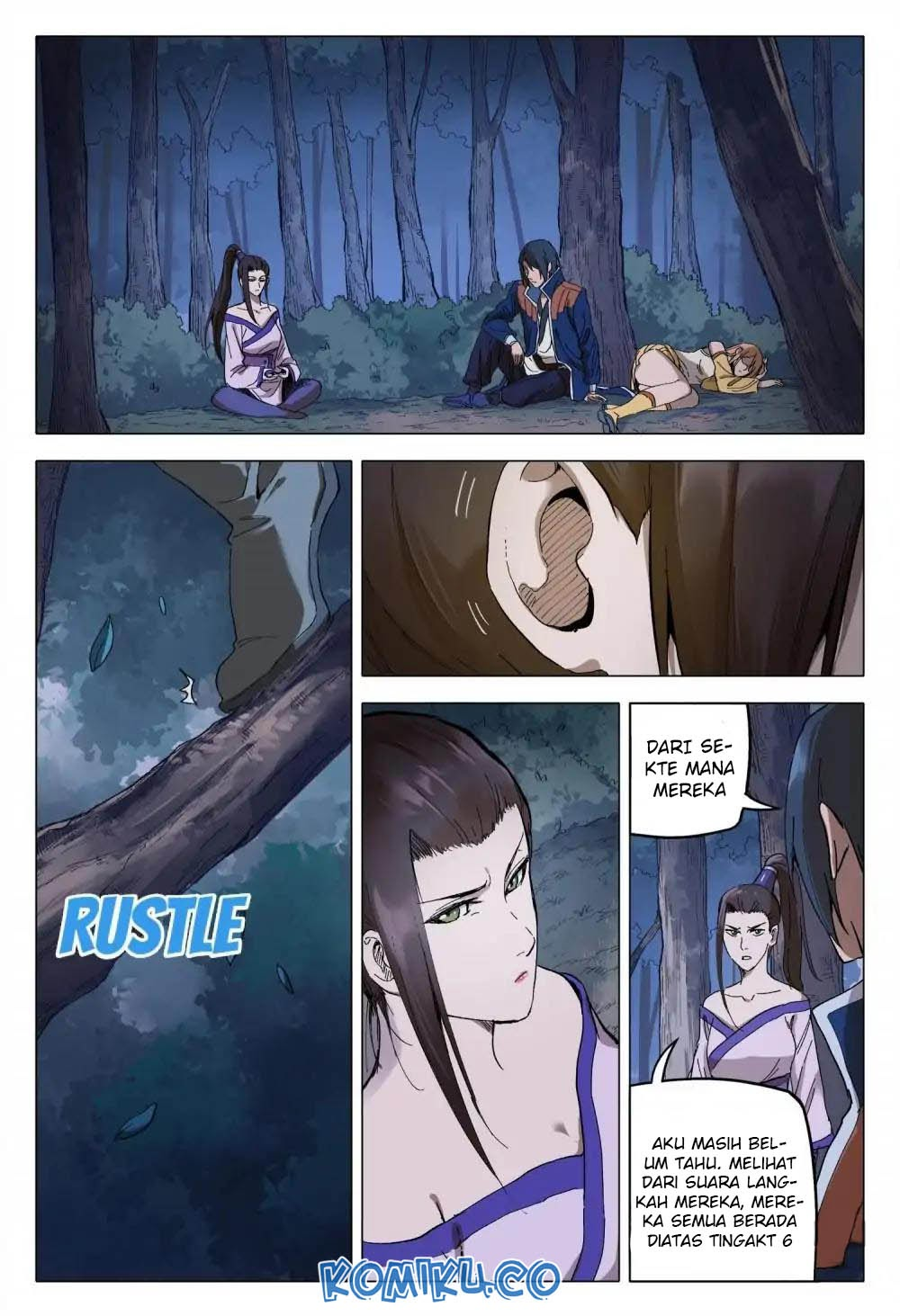Deity's Path through Ten Thousand Worlds: Chapter 172 - Page 2