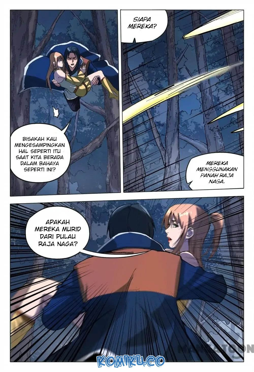 Deity's Path through Ten Thousand Worlds: Chapter 173 - Page 4
