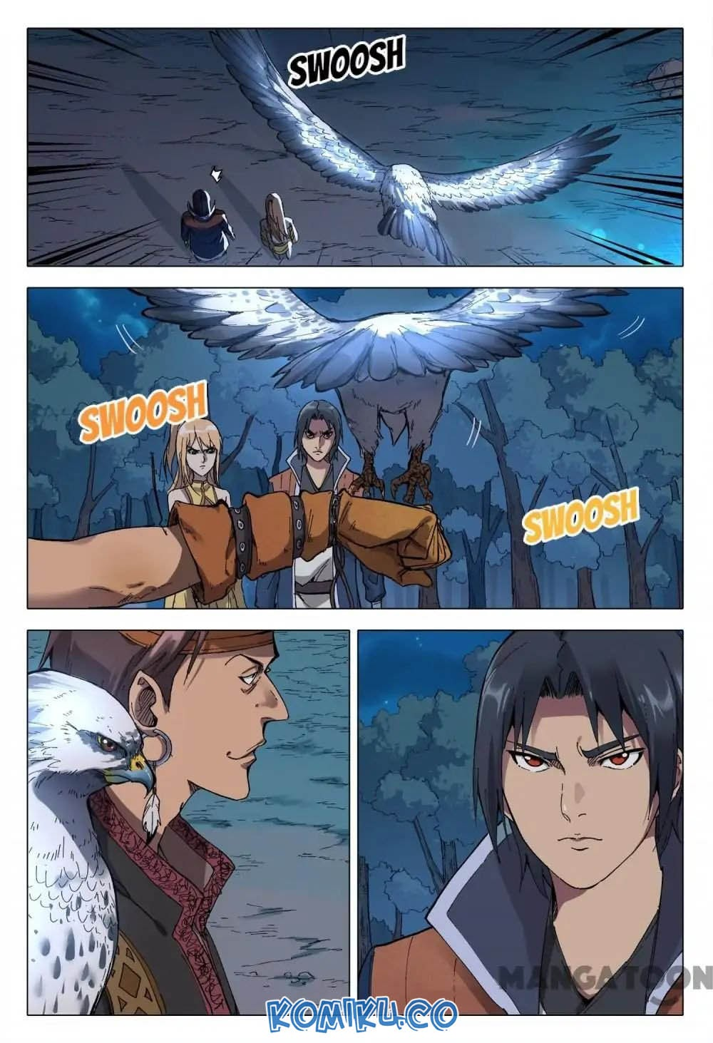 Deity's Path through Ten Thousand Worlds: Chapter 173 - Page 7