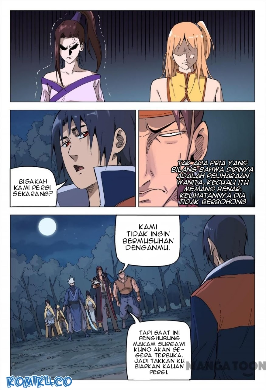 Deity's Path through Ten Thousand Worlds: Chapter 173 - Page 13