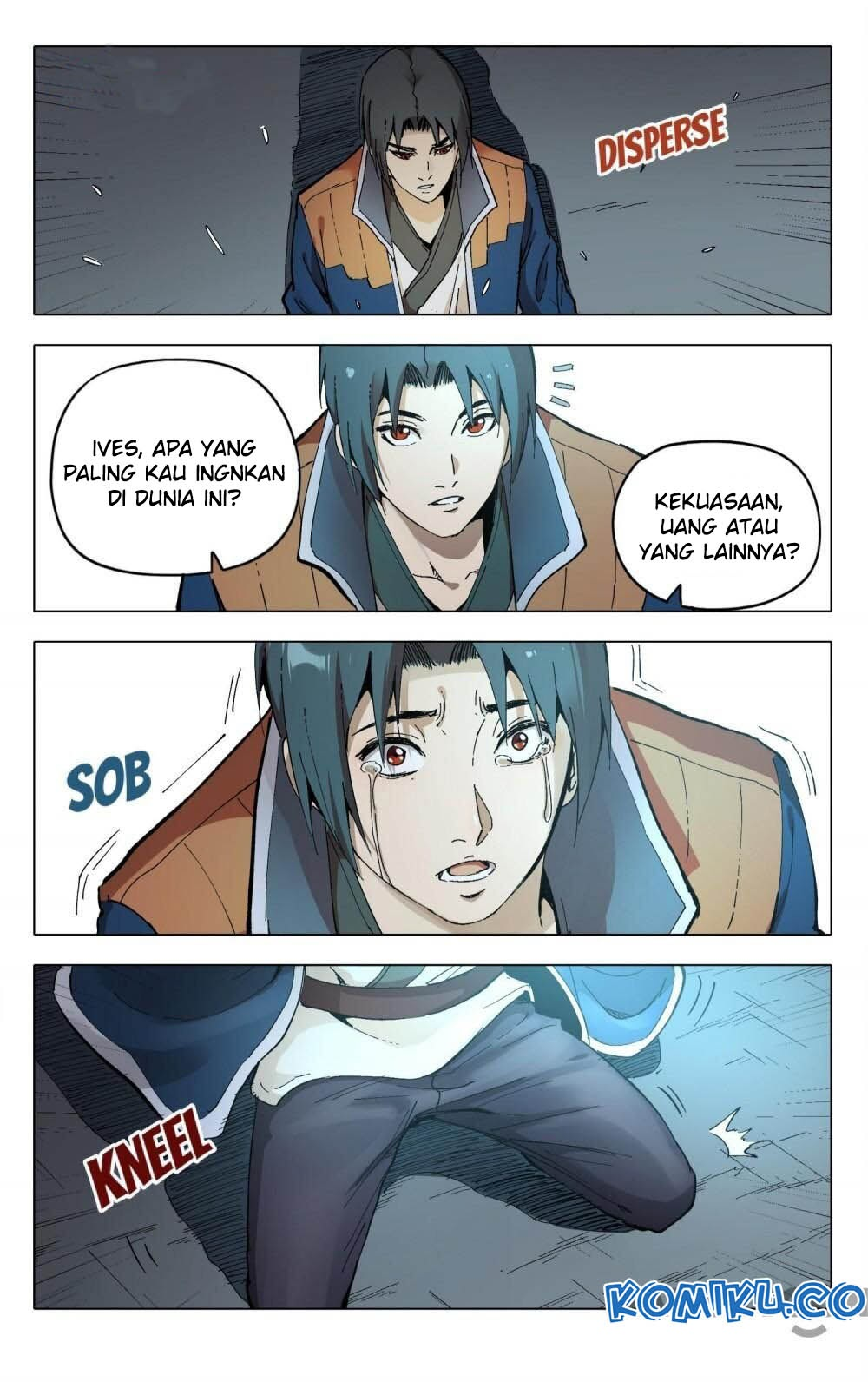 Deity's Path through Ten Thousand Worlds: Chapter 176 - Page 7