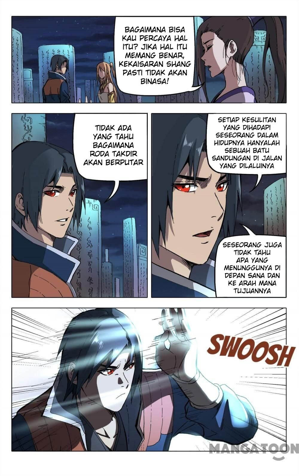Deity's Path through Ten Thousand Worlds: Chapter 176 - Page 2