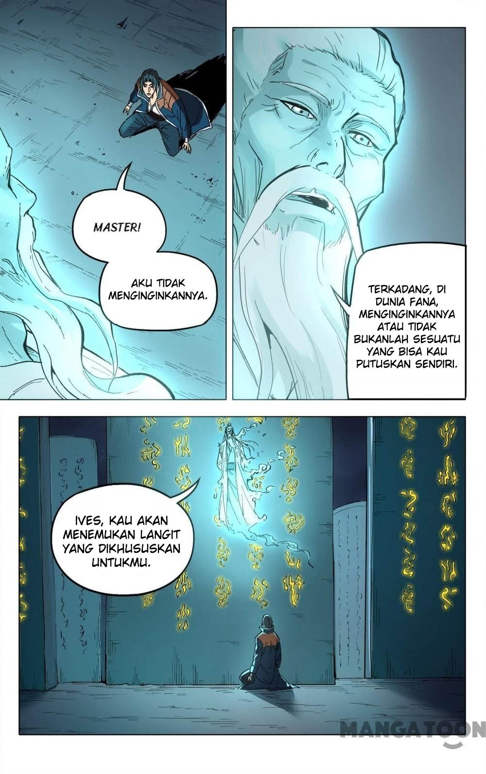 Deity's Path through Ten Thousand Worlds: Chapter 176 - Page 9