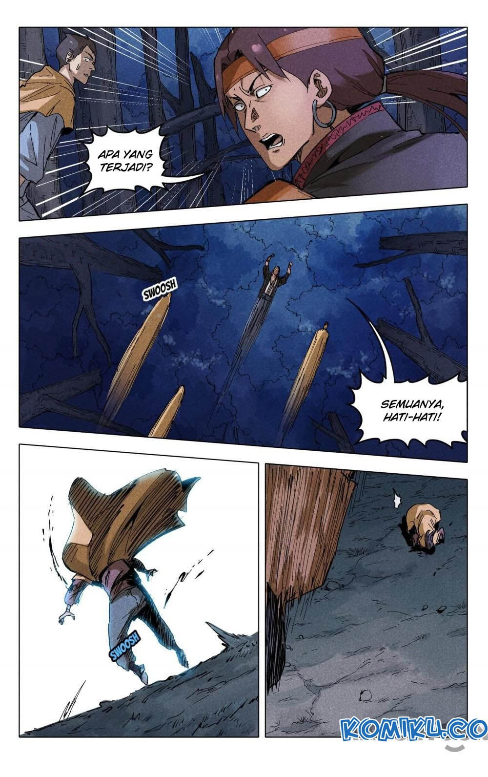 Deity's Path through Ten Thousand Worlds: Chapter 179 - Page 7