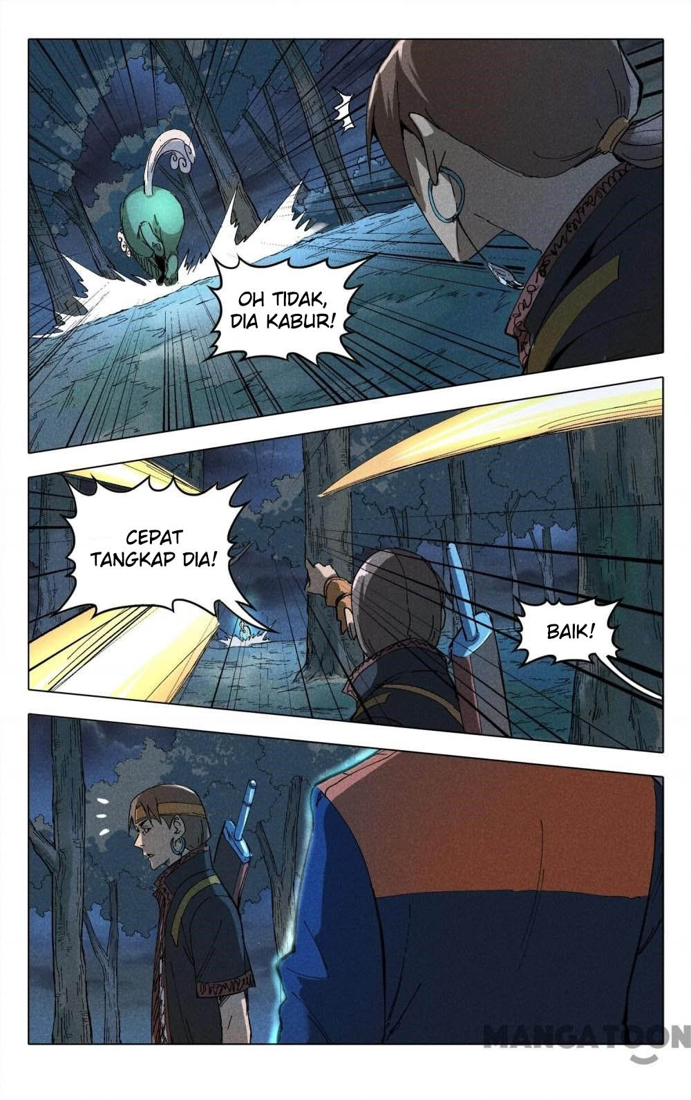 Deity's Path through Ten Thousand Worlds: Chapter 180 - Page 6