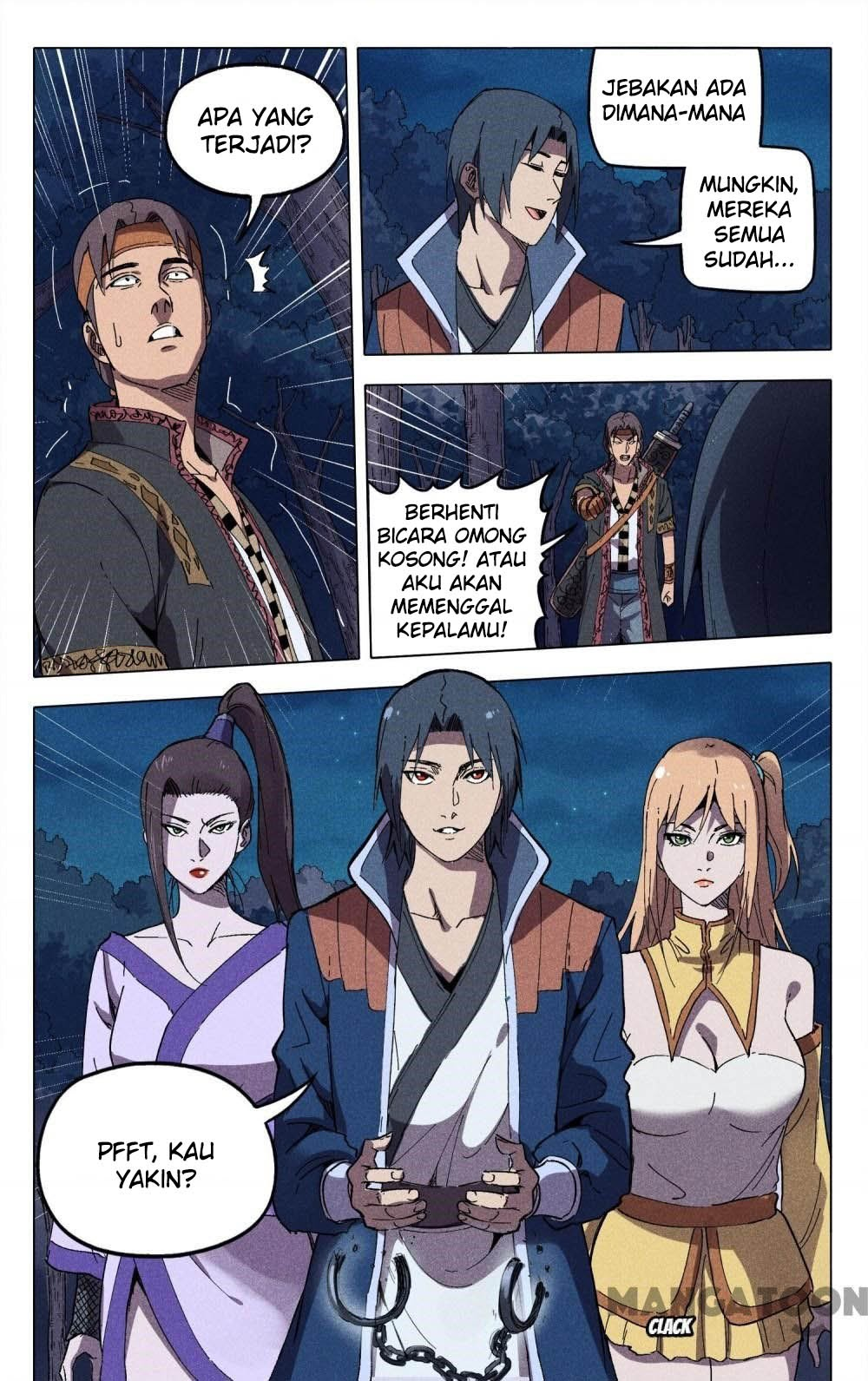 Deity's Path through Ten Thousand Worlds: Chapter 180 - Page 8