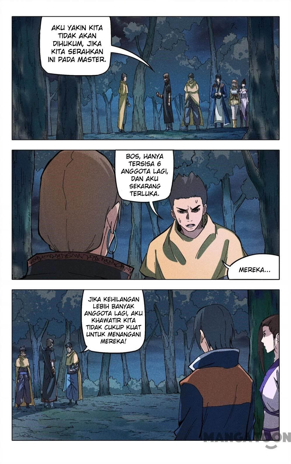 Deity's Path through Ten Thousand Worlds: Chapter 180 - Page 2