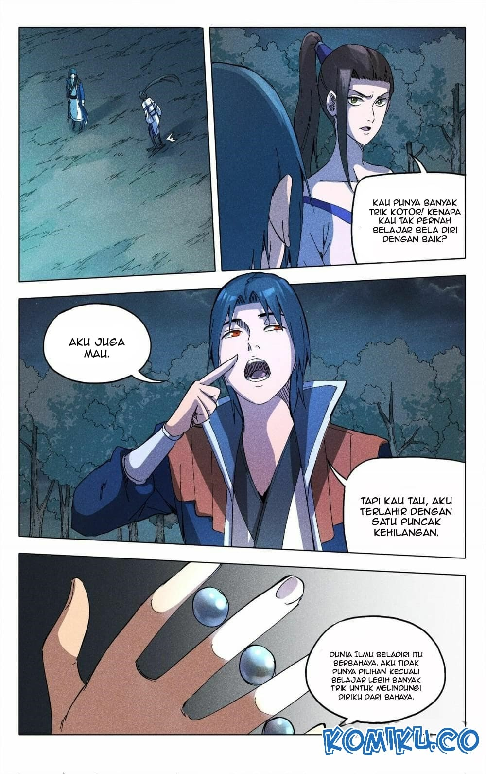 Deity's Path through Ten Thousand Worlds: Chapter 182 - Page 6