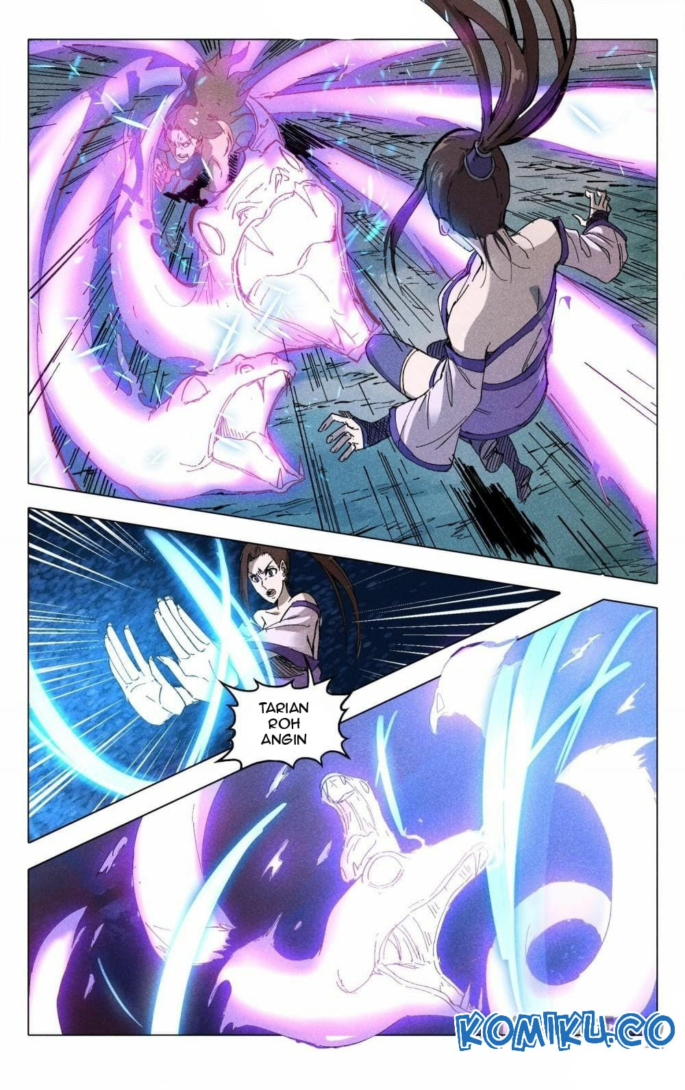 Deity's Path through Ten Thousand Worlds: Chapter 182 - Page 9