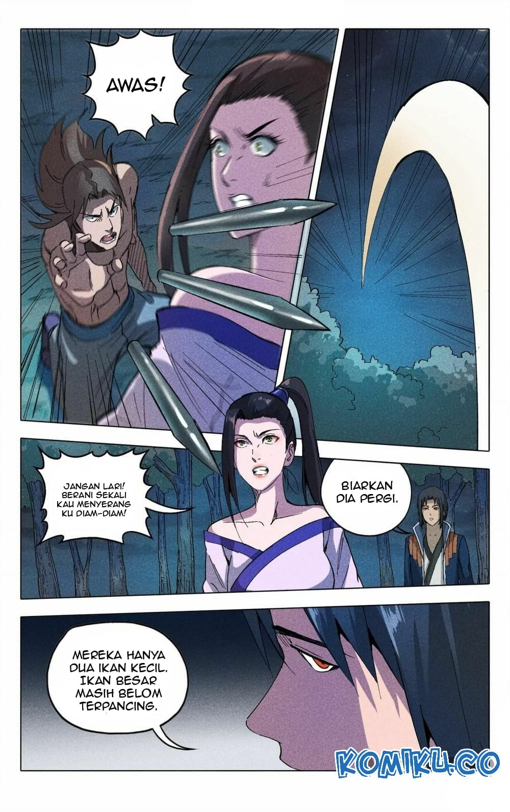 Deity's Path through Ten Thousand Worlds: Chapter 182 - Page 13