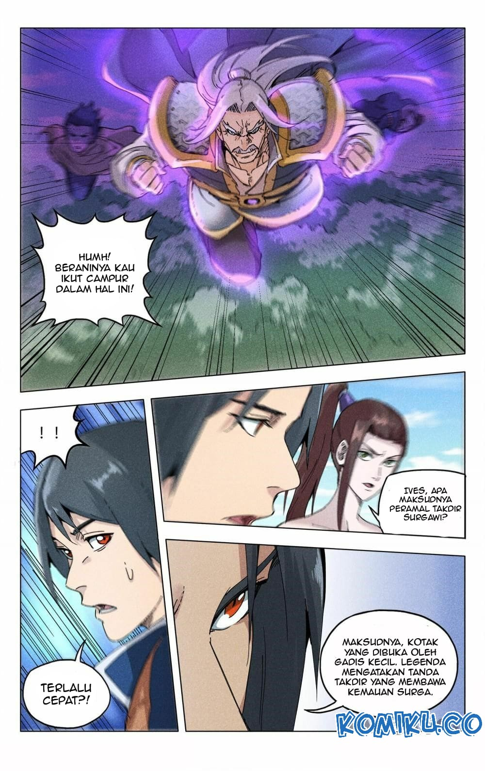 Deity's Path through Ten Thousand Worlds: Chapter 187 - Page 7