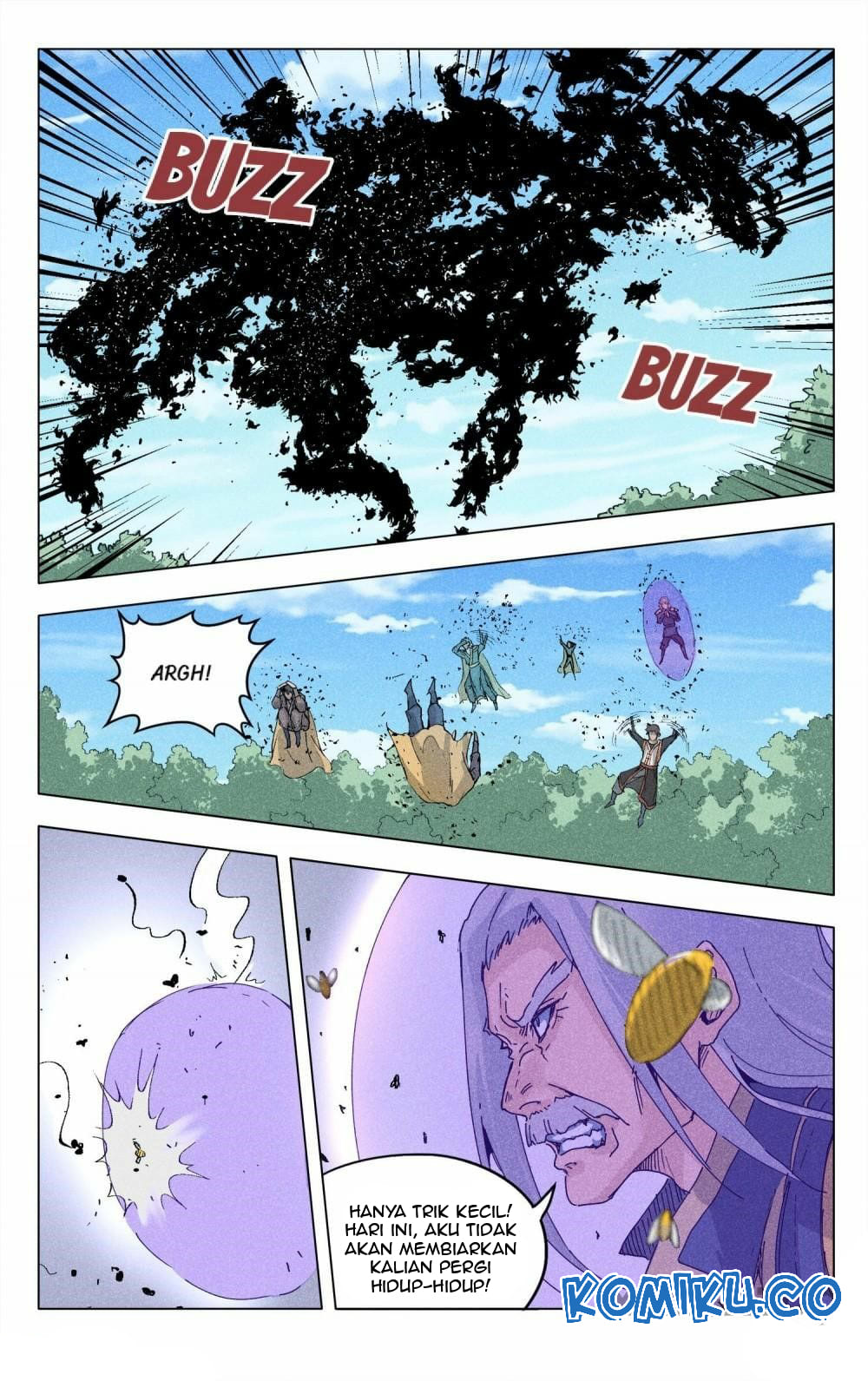 Deity's Path through Ten Thousand Worlds: Chapter 187 - Page 9