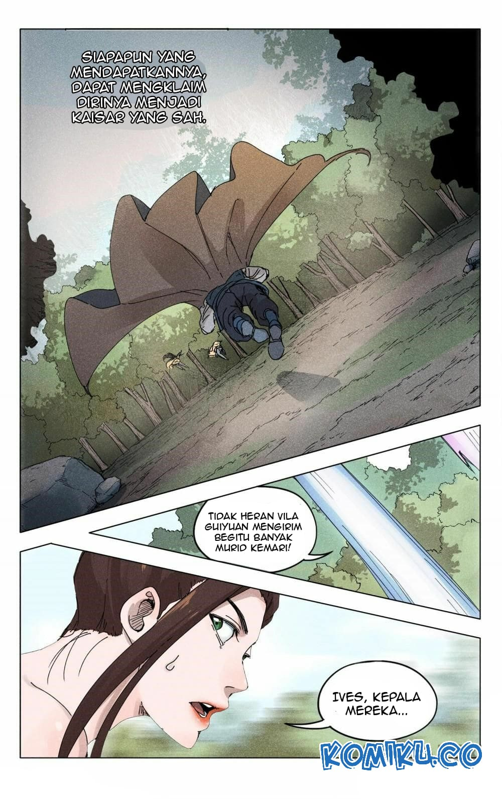 Deity's Path through Ten Thousand Worlds: Chapter 187 - Page 10