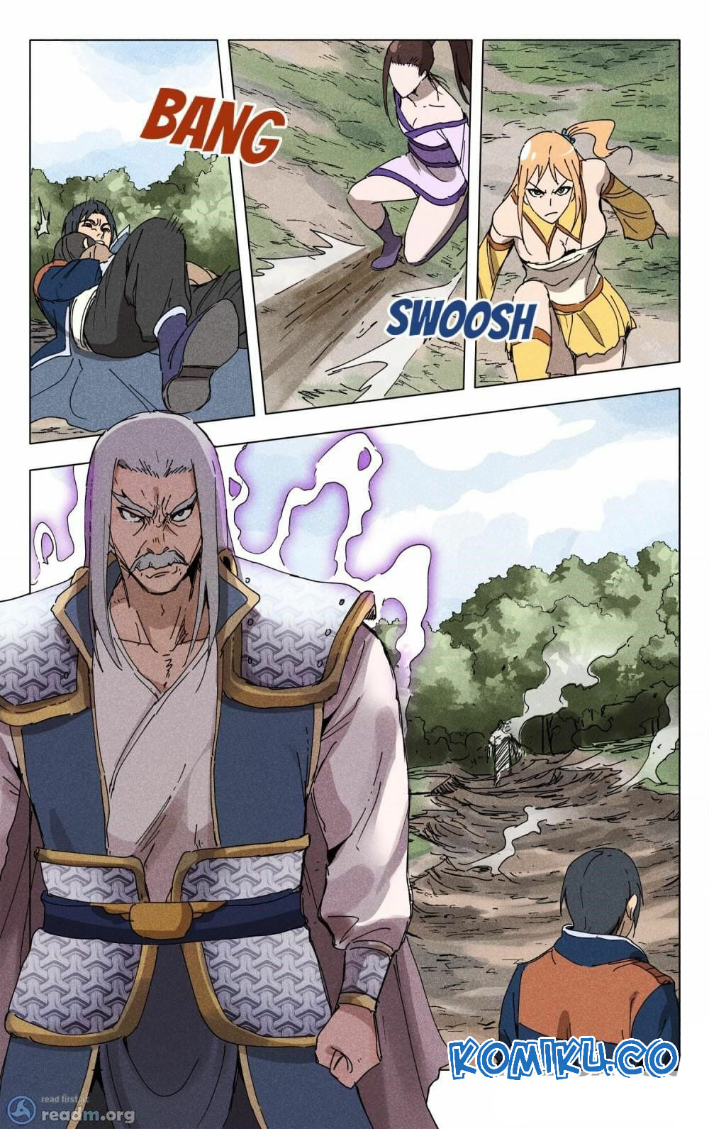 Deity's Path through Ten Thousand Worlds: Chapter 187 - Page 13