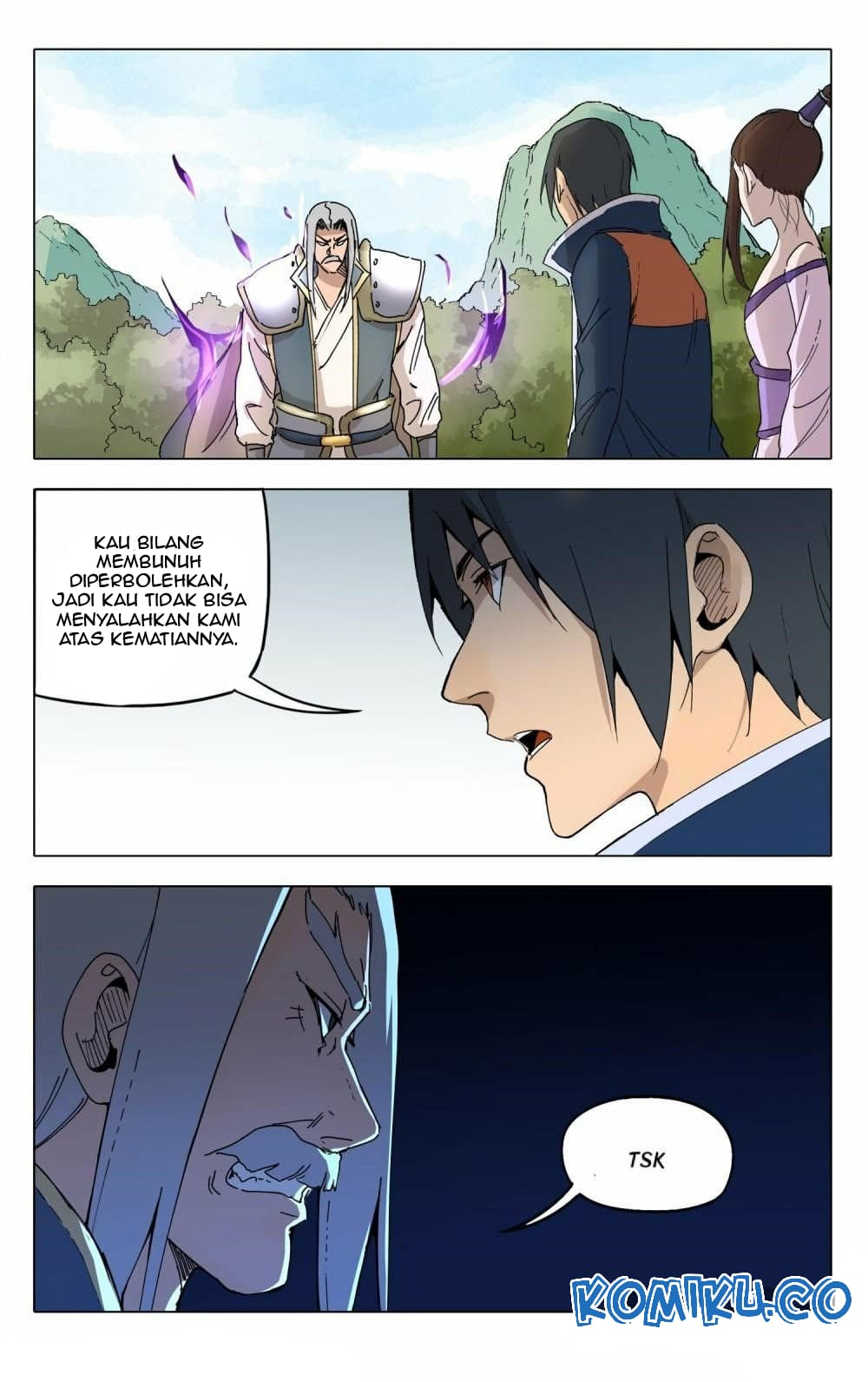 Deity's Path through Ten Thousand Worlds: Chapter 189 - Page 7