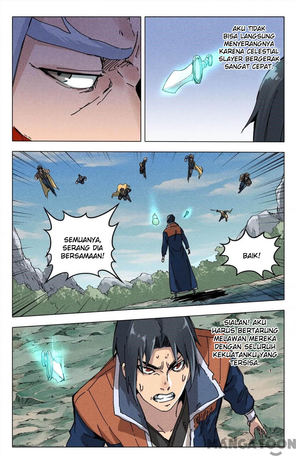 Deity's Path through Ten Thousand Worlds: Chapter 189 - Page 14