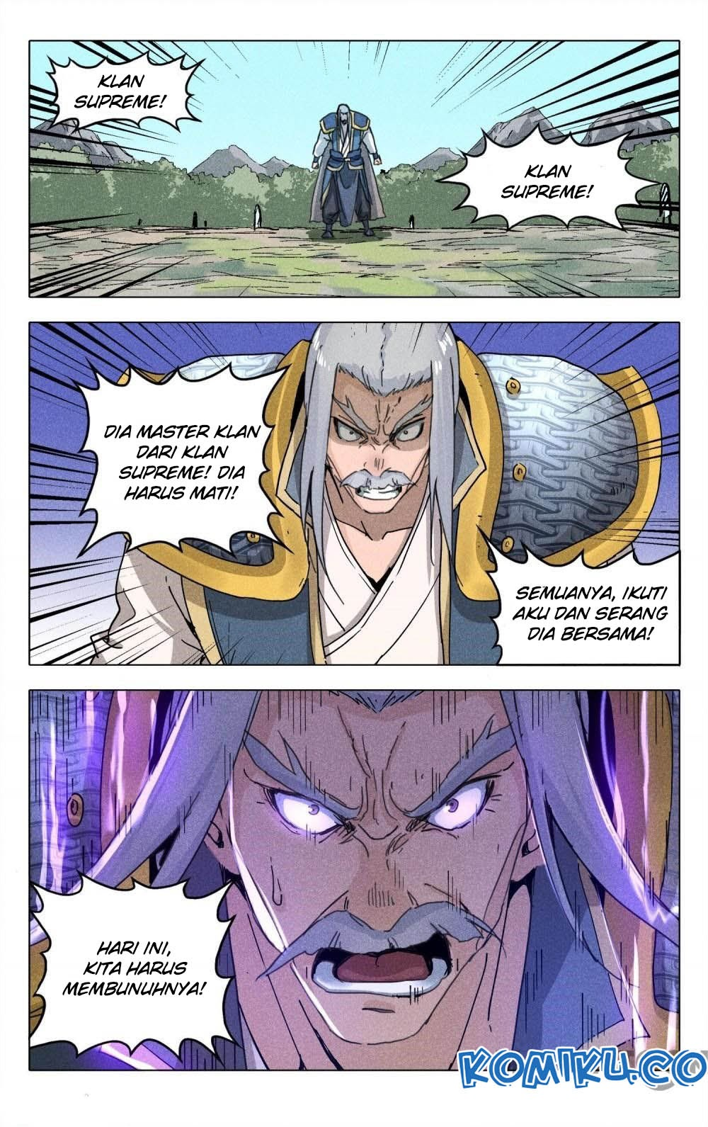 Deity's Path through Ten Thousand Worlds: Chapter 191 - Page 4