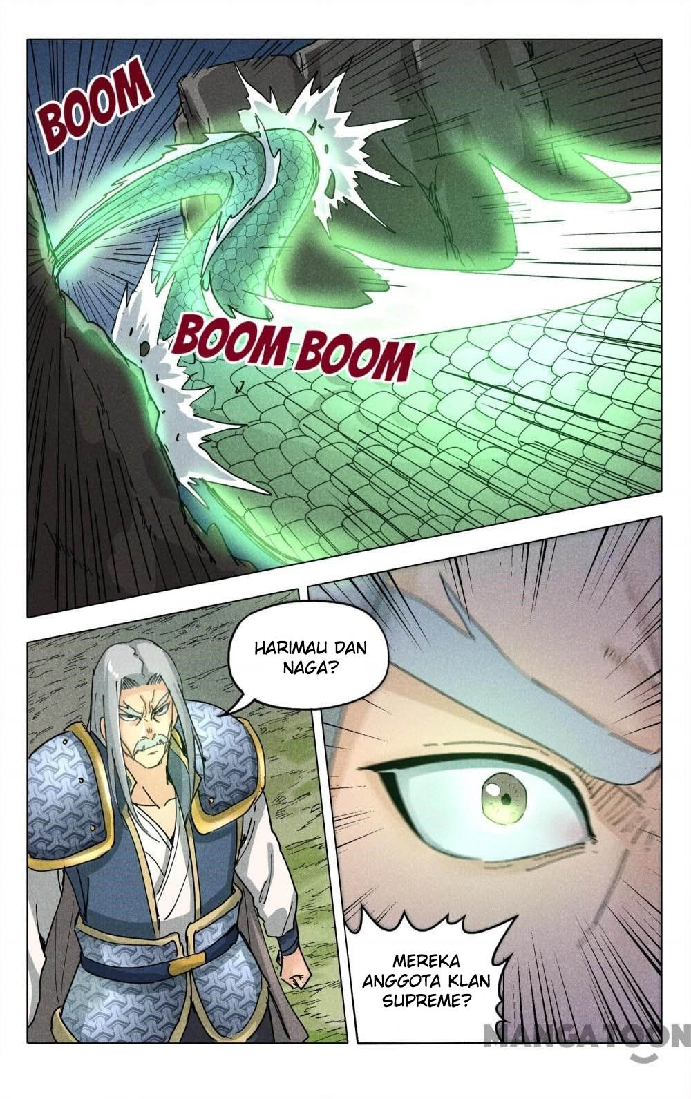 Deity's Path through Ten Thousand Worlds: Chapter 191 - Page 2