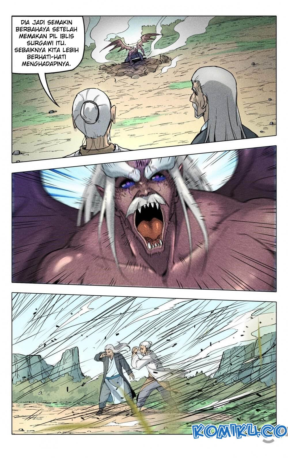 Deity's Path through Ten Thousand Worlds: Chapter 194 - Page 4