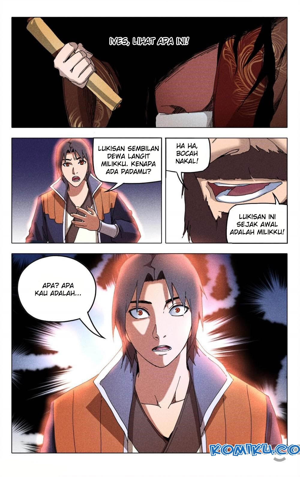 Deity's Path through Ten Thousand Worlds: Chapter 197 - Page 4
