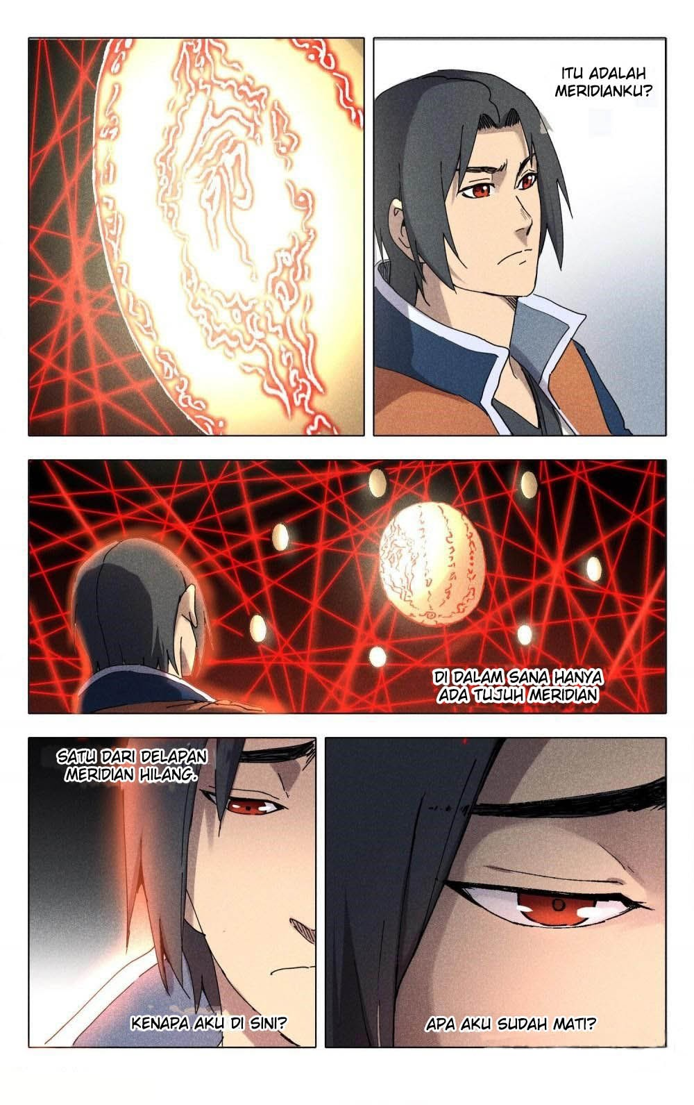Deity's Path through Ten Thousand Worlds: Chapter 197 - Page 2