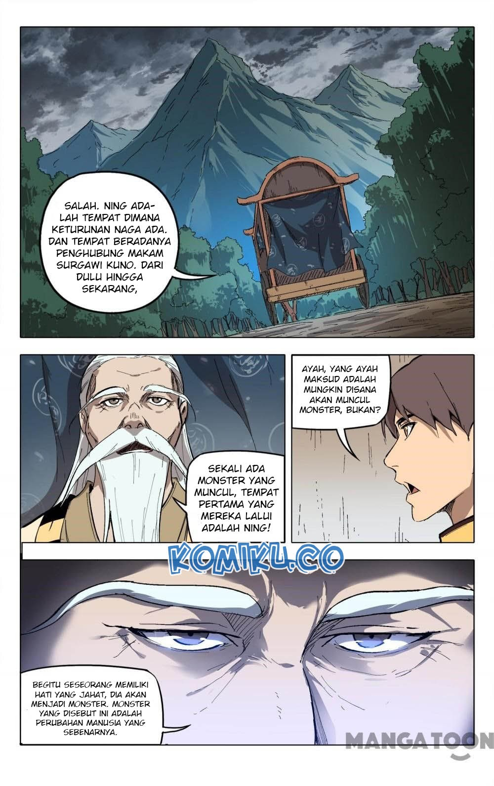 Deity's Path through Ten Thousand Worlds: Chapter 204 - Page 12