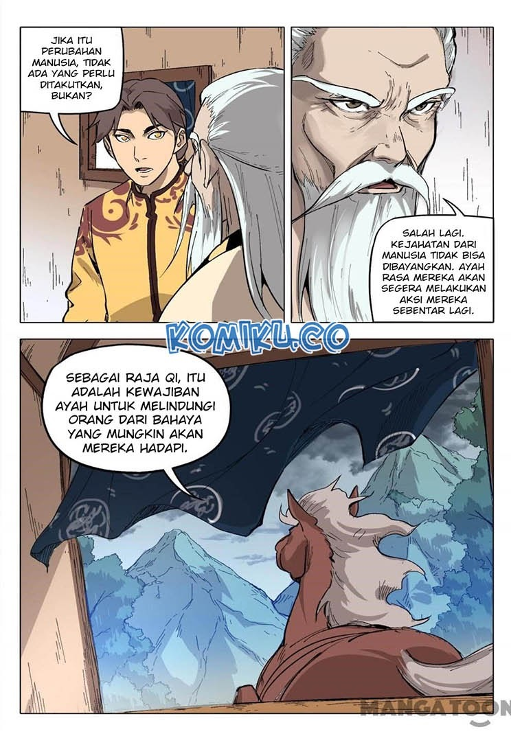 Deity's Path through Ten Thousand Worlds: Chapter 204 - Page 13