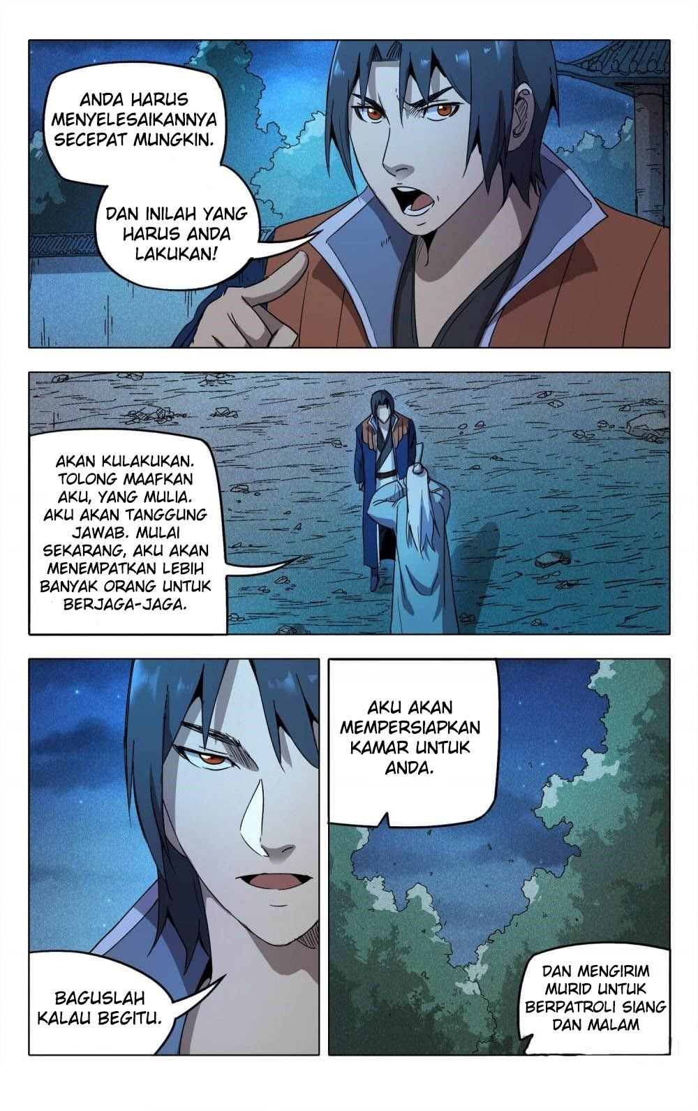 Deity's Path through Ten Thousand Worlds: Chapter 212 - Page 3