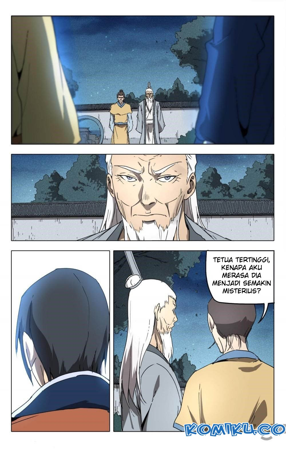 Deity's Path through Ten Thousand Worlds: Chapter 212 - Page 4