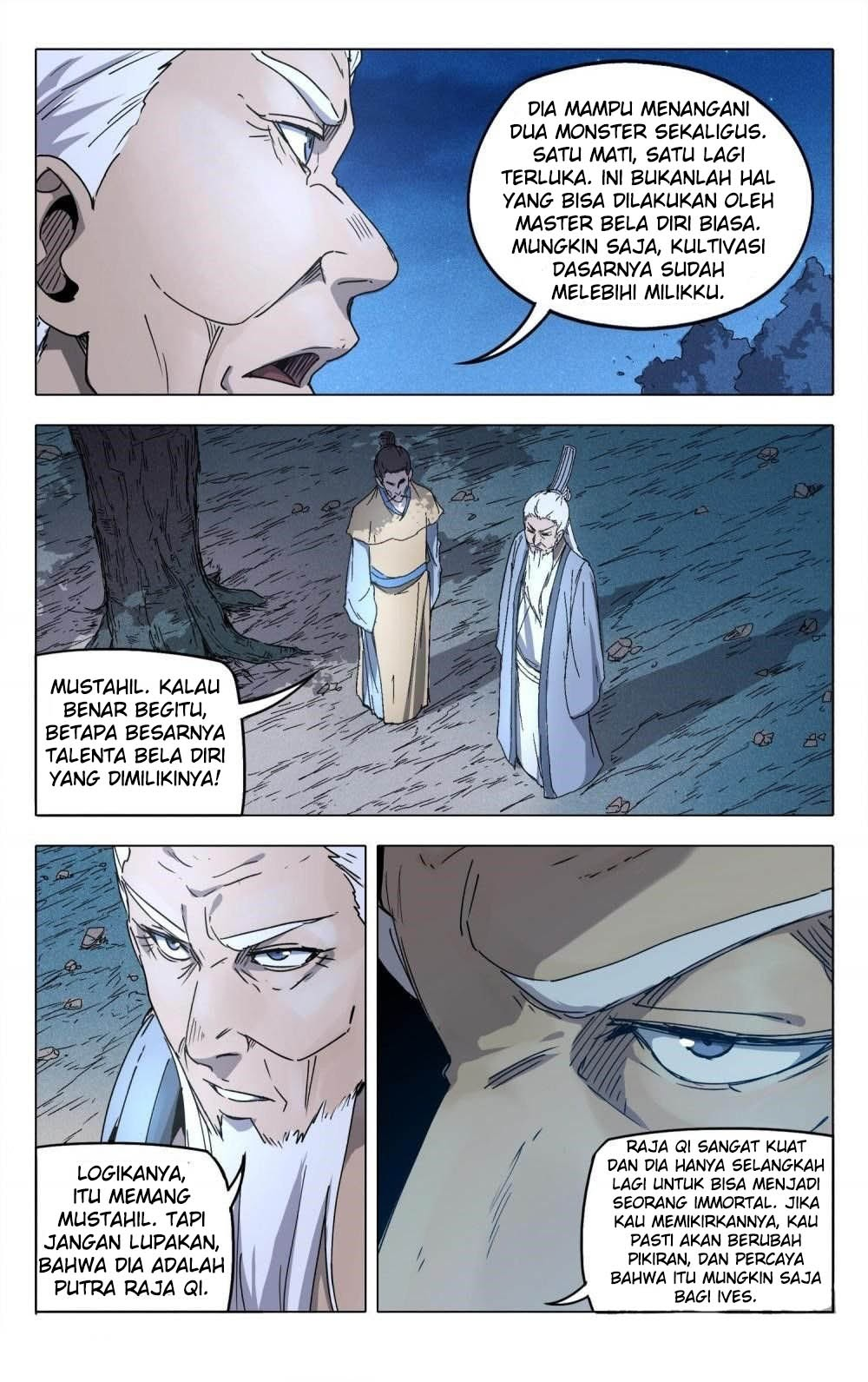 Deity's Path through Ten Thousand Worlds: Chapter 212 - Page 6