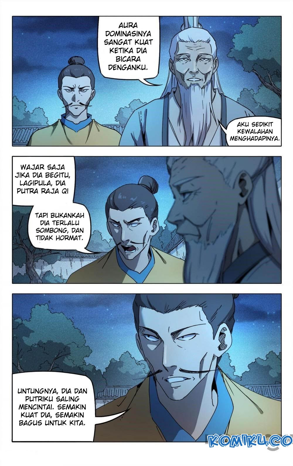 Deity's Path through Ten Thousand Worlds: Chapter 212 - Page 7
