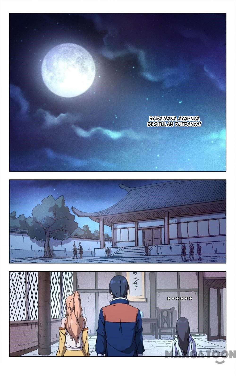 Deity's Path through Ten Thousand Worlds: Chapter 212 - Page 8