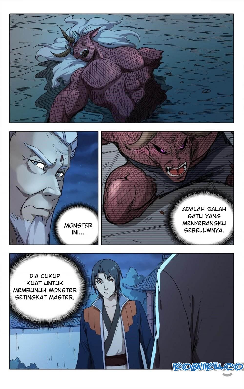 Deity's Path through Ten Thousand Worlds: Chapter 212 - Page 1