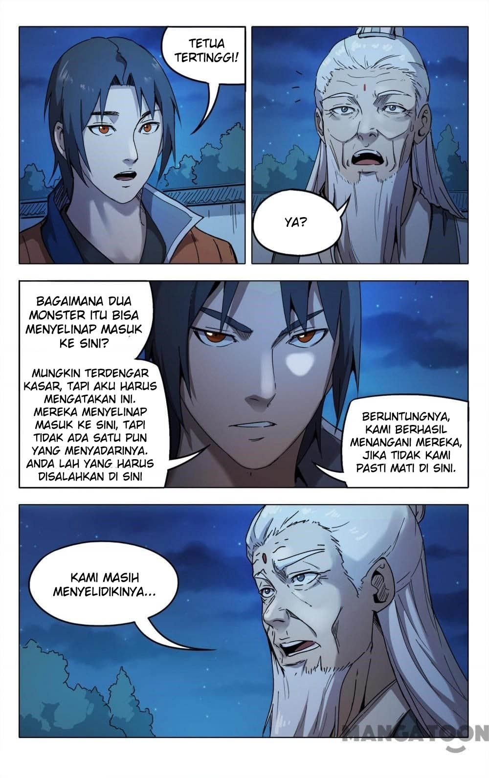 Deity's Path through Ten Thousand Worlds: Chapter 212 - Page 2