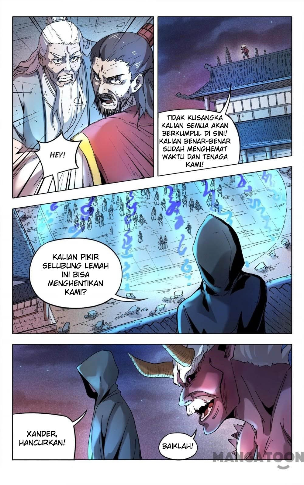 Deity's Path through Ten Thousand Worlds: Chapter 215 - Page 6