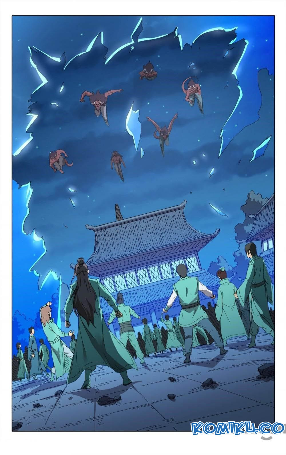 Deity's Path through Ten Thousand Worlds: Chapter 215 - Page 10