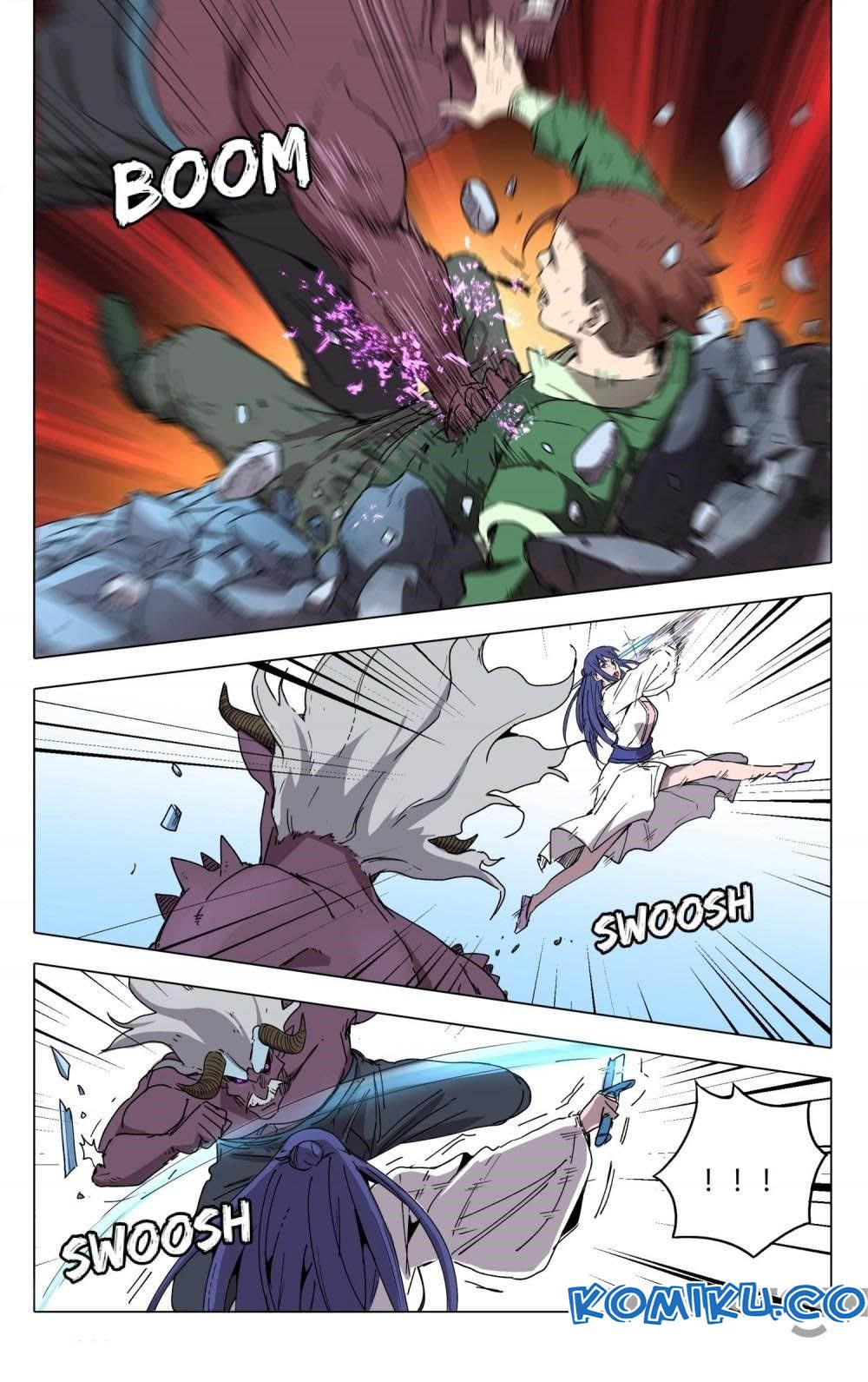 Deity's Path through Ten Thousand Worlds: Chapter 217 - Page 2
