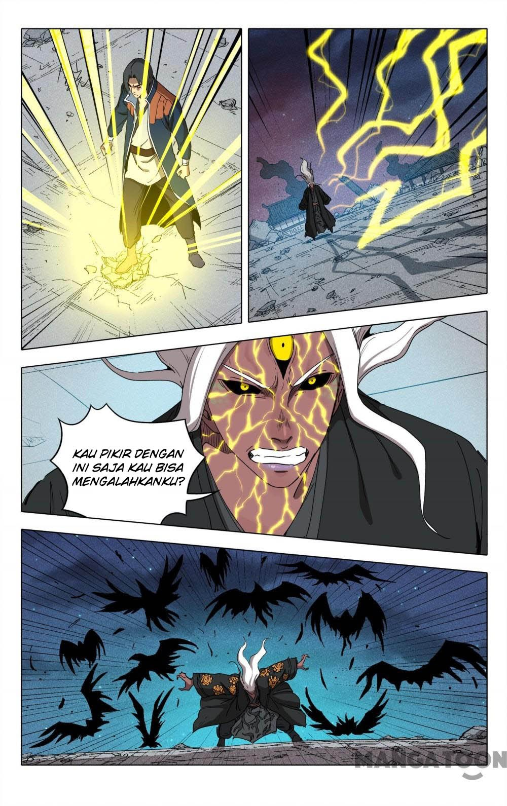 Deity's Path through Ten Thousand Worlds: Chapter 222 - Page 2