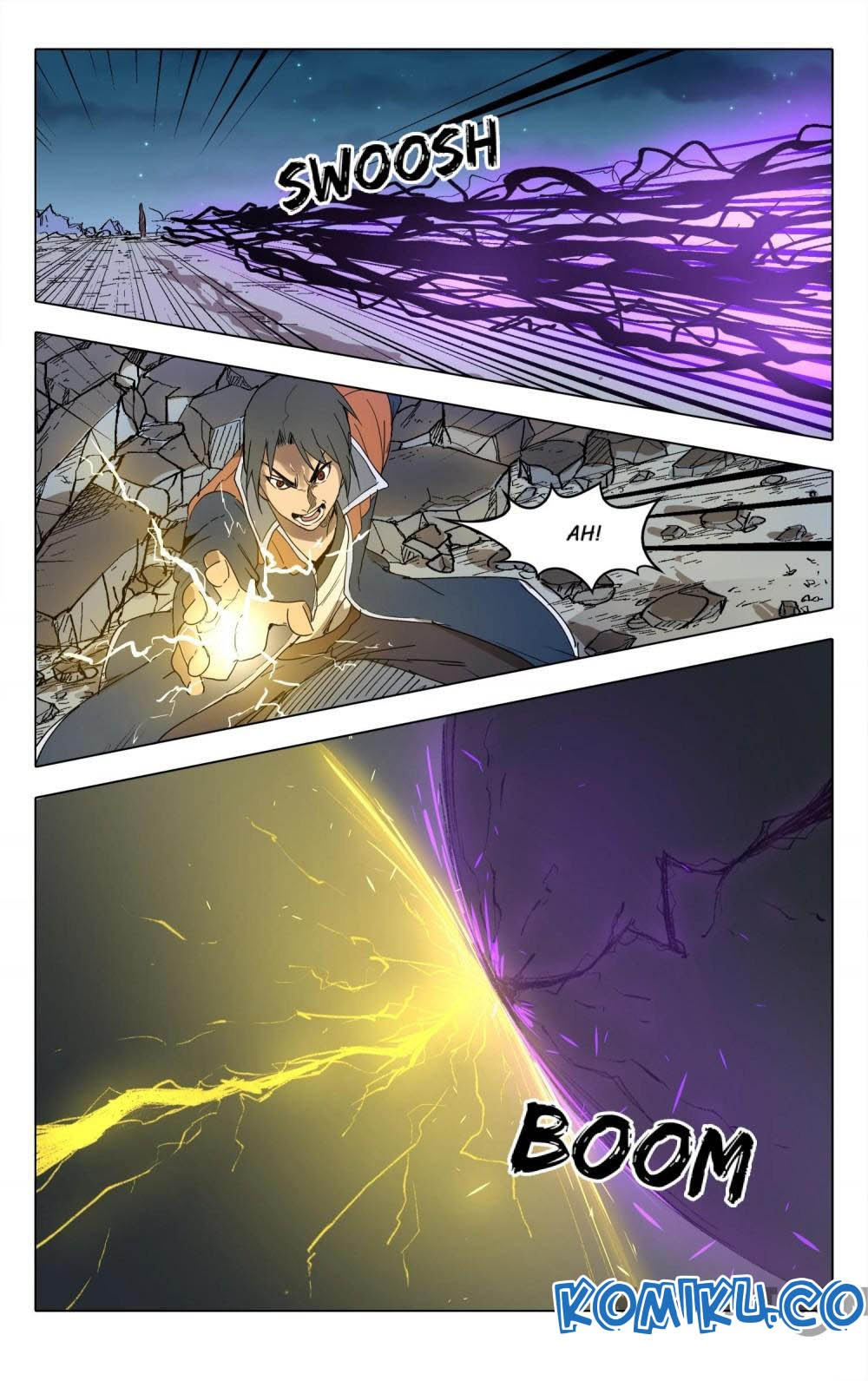 Deity's Path through Ten Thousand Worlds: Chapter 222 - Page 10