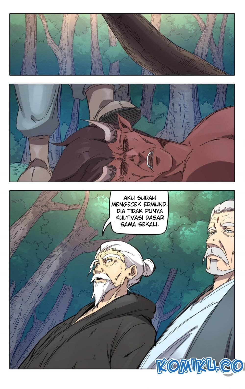 Deity's Path through Ten Thousand Worlds: Chapter 232 - Page 7