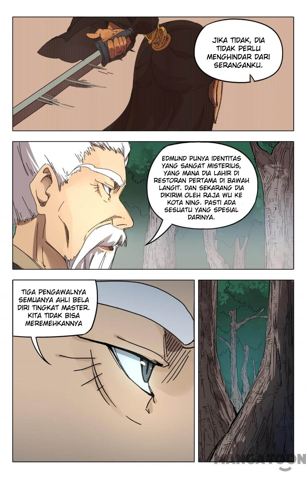 Deity's Path through Ten Thousand Worlds: Chapter 232 - Page 8