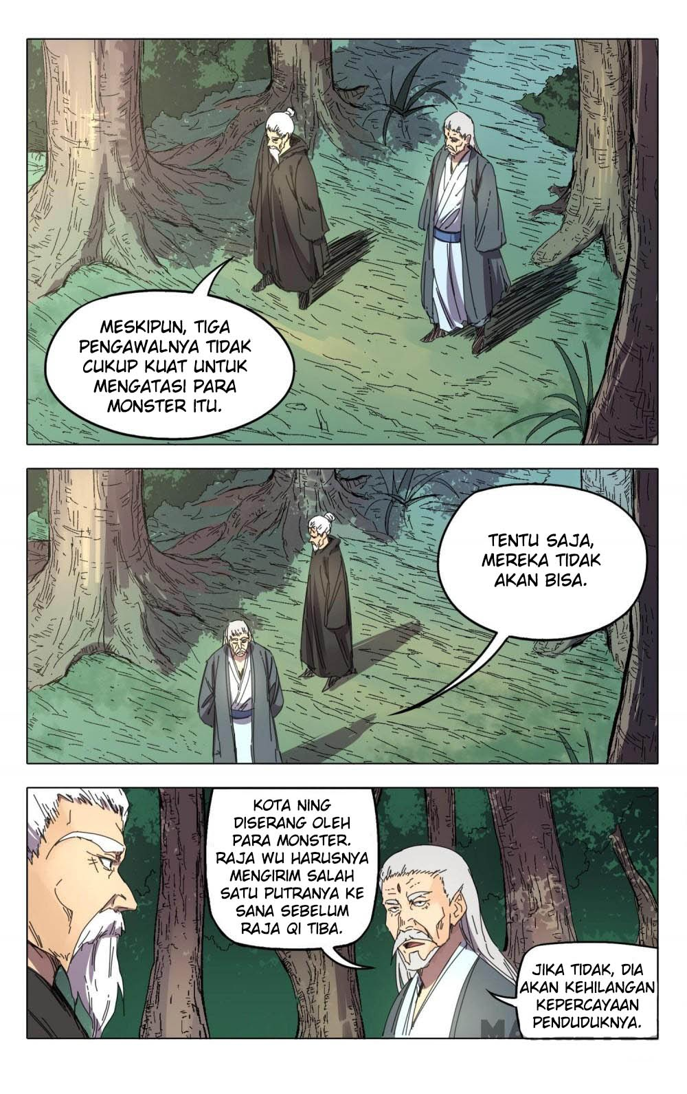 Deity's Path through Ten Thousand Worlds: Chapter 232 - Page 9