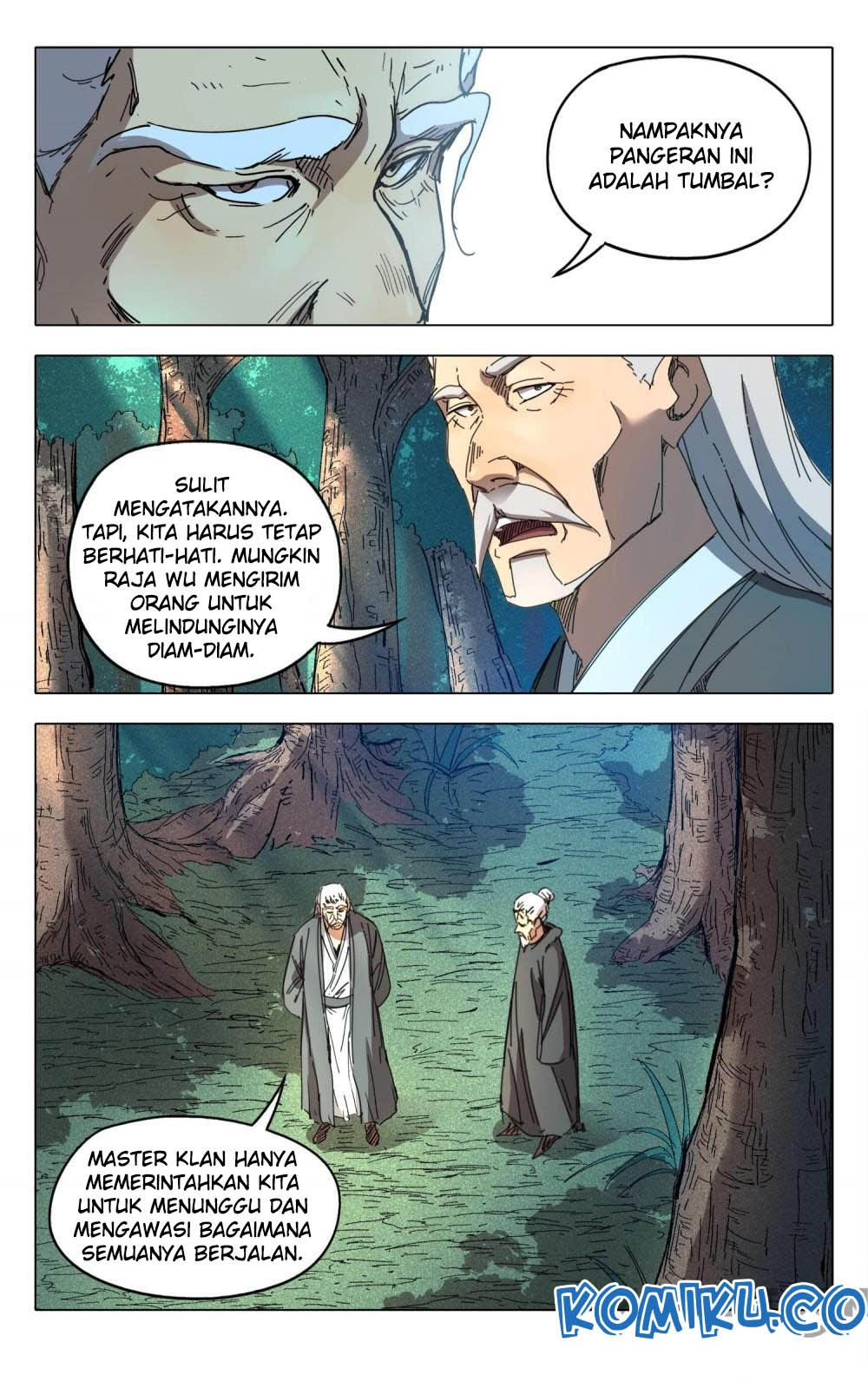 Deity's Path through Ten Thousand Worlds: Chapter 232 - Page 10