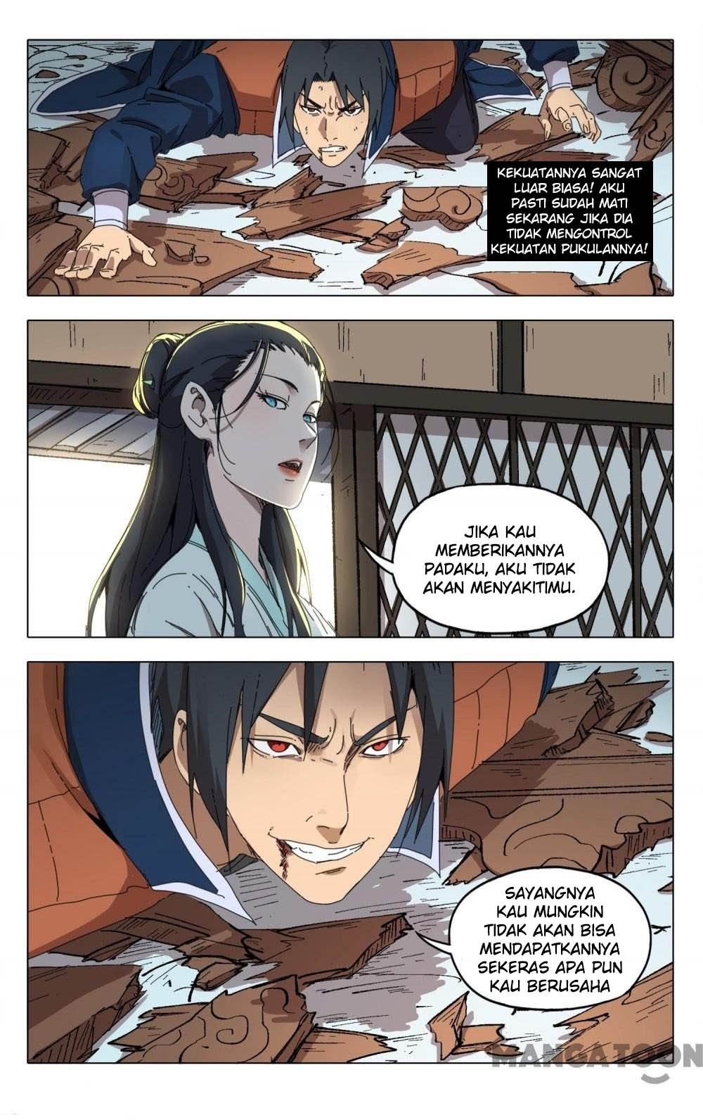Deity's Path through Ten Thousand Worlds: Chapter 233 - Page 9