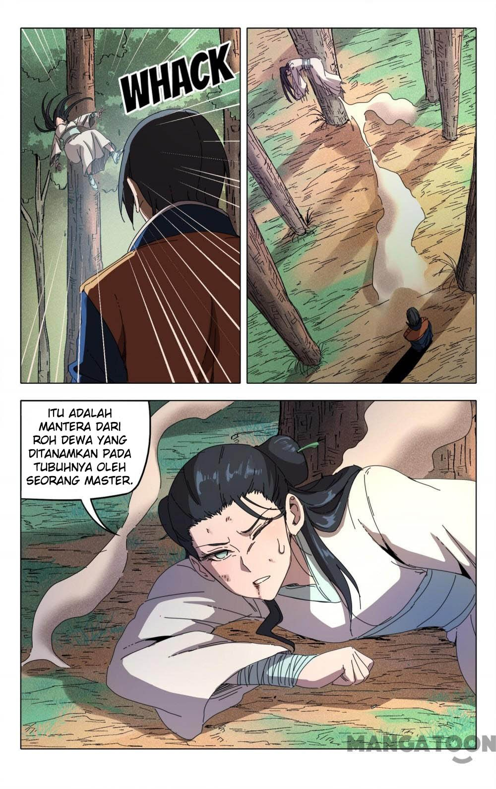 Deity's Path through Ten Thousand Worlds: Chapter 239 - Page 7